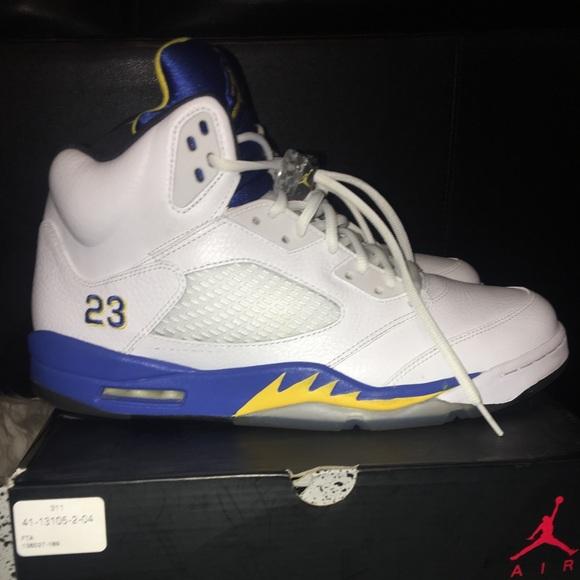 Nike Air Jordan 5 Retro Varsity